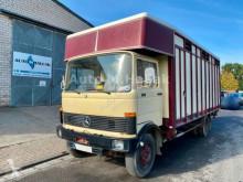 Camião Mercedes LP LP 913 Pferdetransporter 813 transporte de cavalos usado