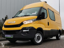 Fourgon utilitaire Iveco Daily 35 S 14 dubbel cabine aardga