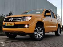 Nyttobil med flak Volkswagen Amarok 2.0 TDI 180 plus cab trend 4