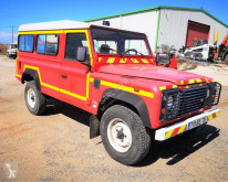 Land Rover Defender FOURGON 4X4 used fireman van