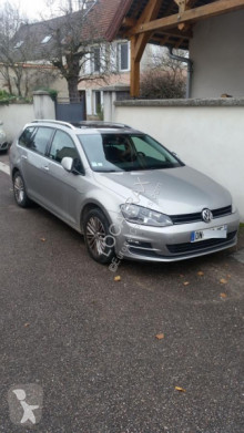 Volkswagen Golf SW CUP voiture break occasion