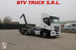 Camion scarrabile Iveco Stralis STRALIS 500 CON GANCIO MEILLER EURO 5