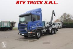 Camion scarrabile Scania 124 420 SCARRABILE CON GANCIO LEM 26 TON