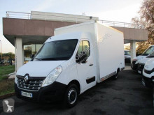 Renault Master used large volume box van