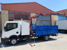 Nissan Cabstar 2.5 dCi 110 utilitaire plateau occasion