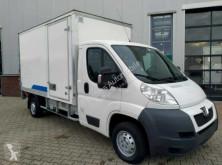 Peugeot Boxer Koffer mit Ladebordwand *Klima* used cargo van