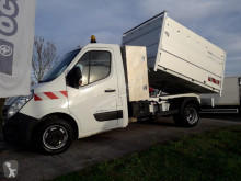 Renault Master Benne 135.35 DCI + coffre utilitaire benne occasion