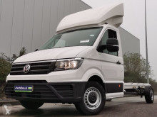 Carrinha comercial chassis cabina Volkswagen Crafter 35 2.0 tdi
