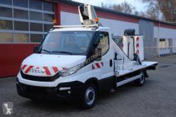 Veículo utilitário carrinha comercial plataforma articulado telescópico Iveco Daily 35S13