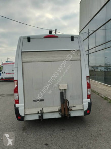 Renault Master Van with lift-Gate up to 500kg fourgon utilitaire occasion