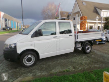 Cassone Volkswagen Transporter 2.0 TDI 75kw L2H1 DC Pick-up Airco,5 persoons,Trekhaak