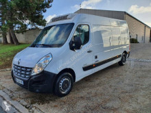 Renault Master 125 DCI used positive trailer body refrigerated van