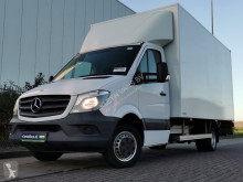 Mercedes Sprinter 516 bakwagen + laadklep gebrauchter Koffer