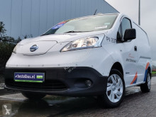 Nissan nv 200 electric business, a used cargo van