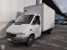 Utilitaire caisse grand volume Mercedes Sprinter 413 paardenwagen