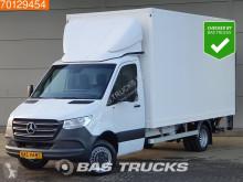 Mercedes large volume box van Sprinter 516 CDI Nieuw Laadklep Airco Cruise Bakwagen Meubelbak A/C Cruise control