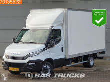 Fourgon utilitaire Iveco Daily 35C16 Automaat Laadklep Dubbellucht Bakwagen Meubelbak A/C Cruise control