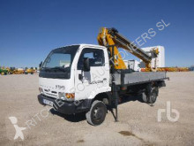 Utilitaire nacelle Nissan Cabstar