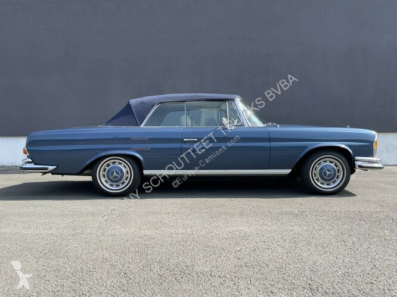 Vedere le foto Veicolo commerciale Mercedes 280 SE 3.5 Cabriolet (W111)  SE 3.5 Cabriolet (W111)