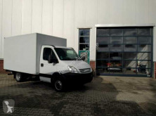 Nyttofordon Iveco Daily 40C12 Koffer mit Ladebordwand*Standheizung