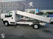 Peugeot Boxer Pritsche 3 Seiten Kipper utilitaire benne occasion