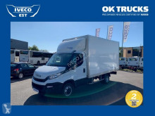 Iveco Daily 35C16 - Caisse 20m3 + Hayon - 27900 HT nyttobil med hytt chassi begagnad