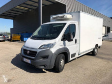 Fiat Ducato 2.3 MJT used negative trailer body refrigerated van