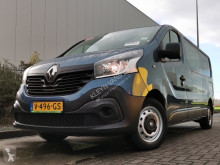 Fourgon utilitaire Renault Trafic 1.6 DCI dubbele cabine, lang