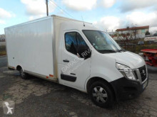 Nissan NV400 used large volume box van