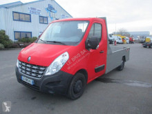 Utilitaire plateau Renault Master 125 DCI
