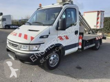 Iveco Daily 35C14 utilitaire nacelle occasion