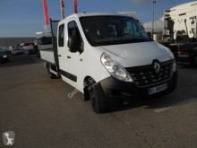 Utilitaire plateau ridelles Renault Master Traction 125.35