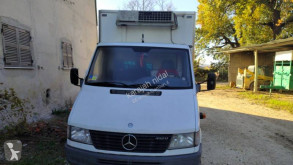 Mercedes 412D used refrigerated van
