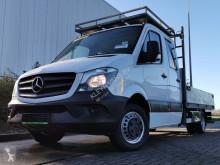 Utilitaire plateau Mercedes Sprinter 513 cdi dubbel cabine hi