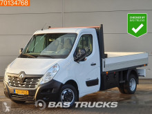 Renault Master 2.3 dCi 145PK Dubbellucht Open laadbak Trekhaak Airco Navi A/C Towbar Cruise control utilitaire plateau occasion