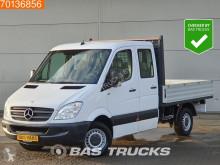 Dostawcza platforma Mercedes Sprinter 313 CDI Open laadbak DC Trekhaak Pritsche AHK Double cabin Towbar