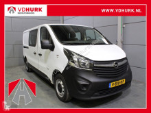 Opel Vivaro 1.6 CDTI 116 pk L2H1 DC Dubbel Cabine Cruise/Trekhaak/Airco used cargo van