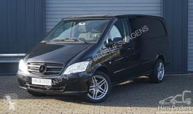 Fourgon utilitaire Mercedes Vito L2 113 CDI Zwart Trekhaak Airco