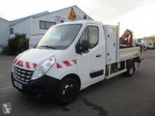 Renault Master Propulsion 150.35 utilitaire plateau ridelles occasion