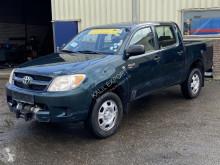 Voiture pick up Toyota HiLux D-4D 4x4 Airco Double Cab Good Condition
