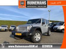 Véhicule utilitaire Jeep Wrangler 2.8 CRD Sport 200 PK / 4x4 / MARGE AUTO / BPM VRIJ !! / GRIJS KENTEKEN / TREKHAAK / AIRCO / CRUISE occasion