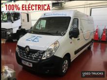 Carrinha comercial chassis cabina Renault Master