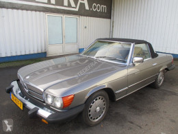 Automobile decapottabile Mercedes Classe SL 380 , V8 , Automatic , Airco , Leather seats , Cabrio