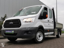 Ford Transit 350 2.2 tdci dc 125 pk comercial estrado caixa aberta usado
