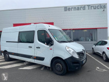 Renault Master Fg F3500 L3H2 2.3 dCi 130ch Cabine Approfondie Grand Confort Euro6 fourgon utilitaire occasion