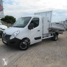 Renault Master Propulsion 130 3.0 DCI utilitaire benne standard occasion