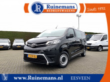 Toyota ProAce Worker 1.6 D-4D / L3H1 / 6 PERS / DUBBEL CABINE / CAMERA / AIRCO / CRUISE / PDC / DUBBELE CABINE fourgon utilitaire occasion