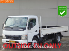 Mitsubishi Canter 4.2L 113PS Open laadbak Pritsche Open box A/C used flatbed van