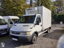 Iveco Daily 35C12 used positive trailer body refrigerated van
