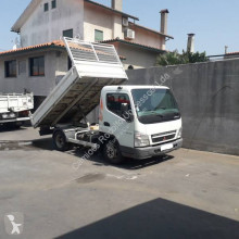 Mitsubishi Fuso Canter 3C13 used standard tipper van